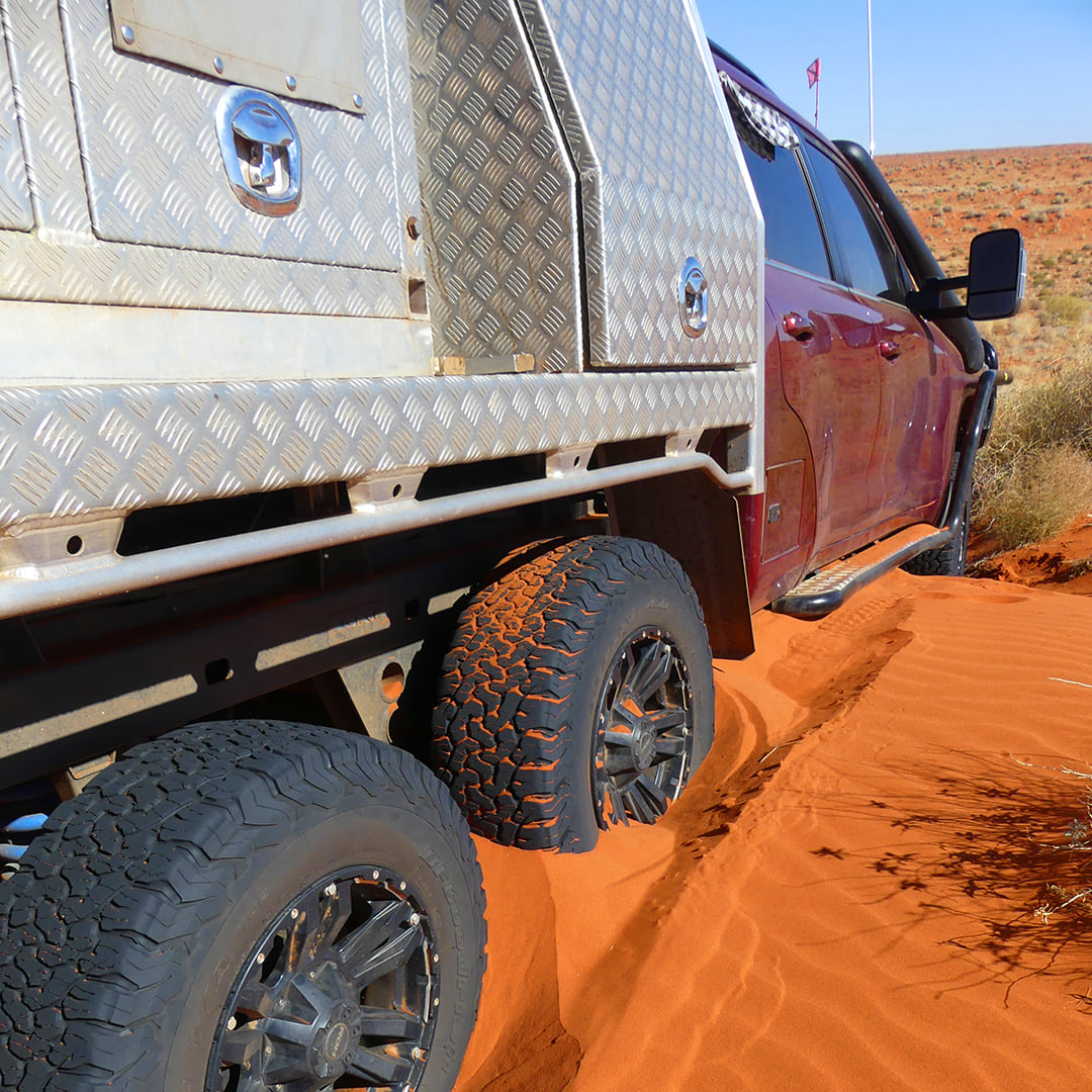 4x4 Tagalong Ride Australia
